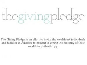 Giving Pledge